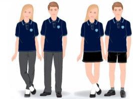 Colegio diseña uniformes de género neutro para todos sus estudiantes