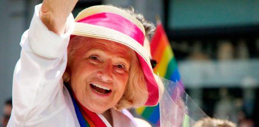 Fallece Edith Windsor activista y vocera del matrimonio igualitario en EE