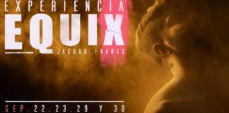 EXPERIENCIA EQUIX: una obra érótica, conmovedora e irrepetible