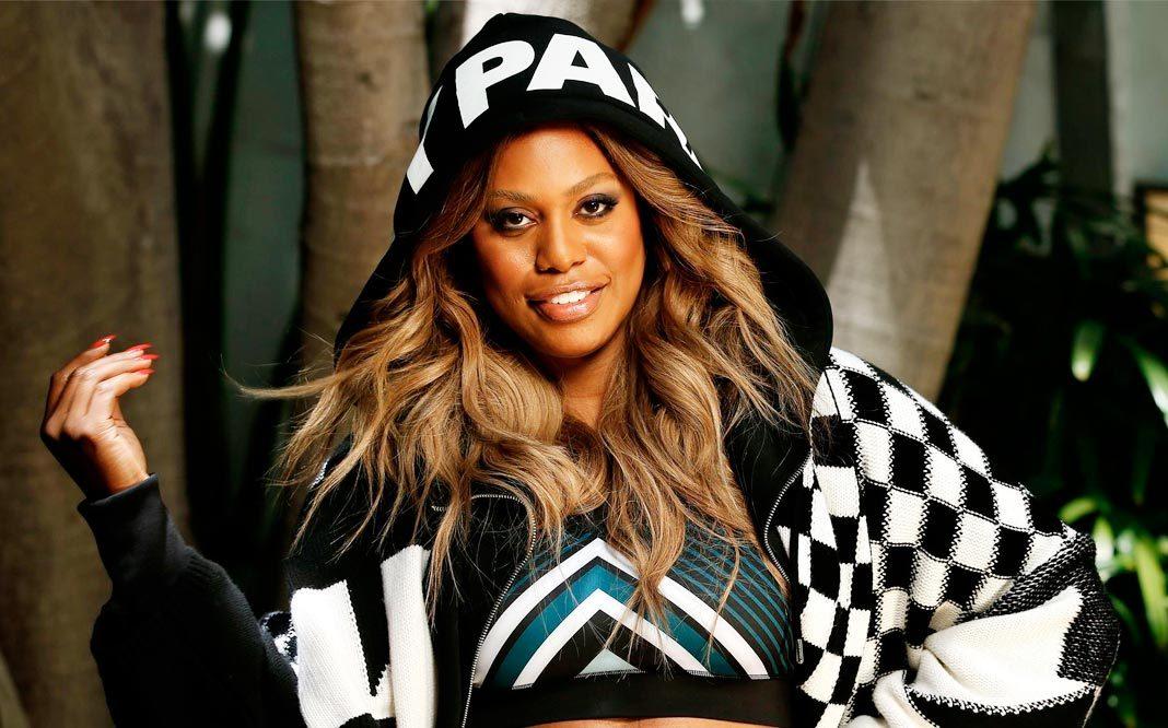 Laverne Cox se une a Beyoncé para ser la imagen de su nueva colección