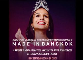 """""""Made in Bangkok"""" documental sobre cantante trans mexicana"""