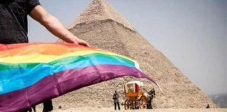 Egipto En contra de los homosexuales