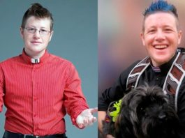 Iglesia incluyente presenta su primer pastor trans