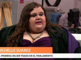 Michelle Suárez, primera Senadora trans en Uruguay