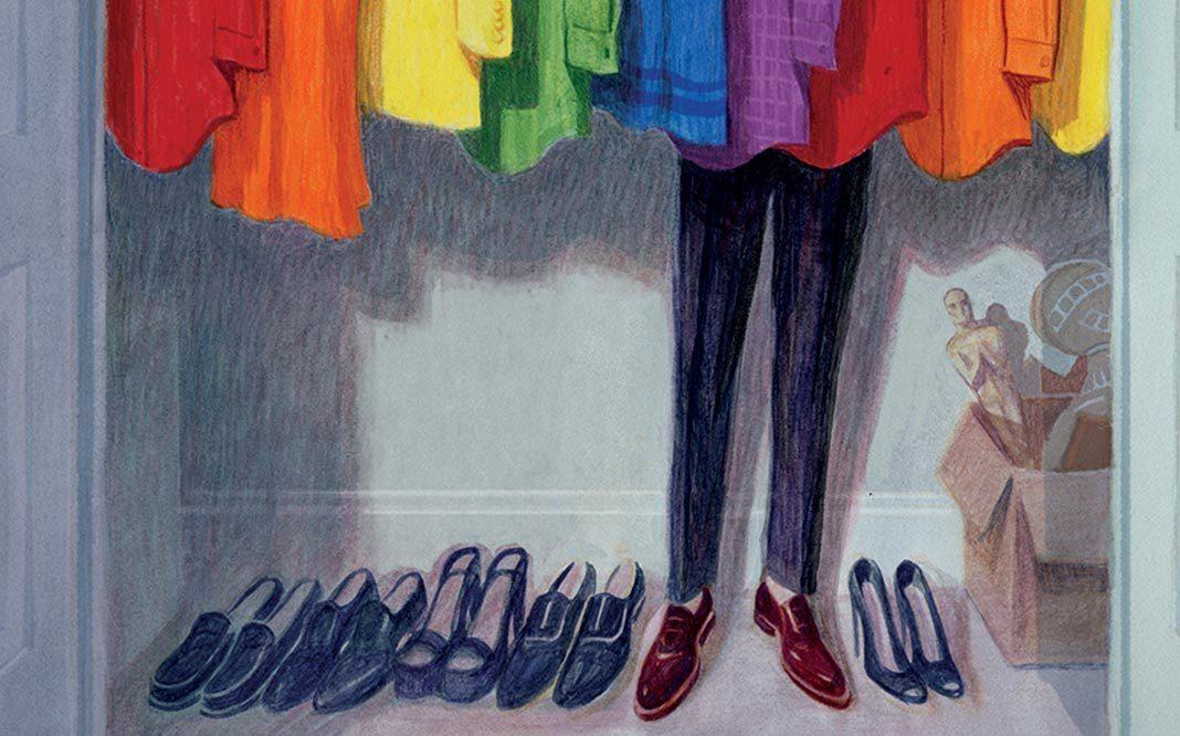 Salir del Closet Una decision que puede salvar tu vida