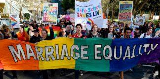 """Los australianos votaron """"Sí"""" por el matrimonio igualitario"""