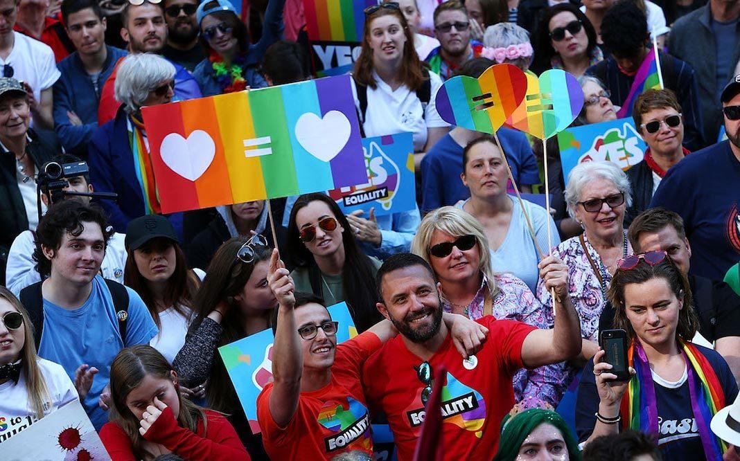 VIRAL En una carta le pidio a sus padres votar si por matrimonio igualitario en Australia