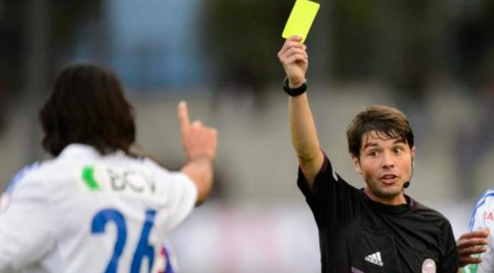 Árbitro de la liga Suiza del fútbol se declara gay