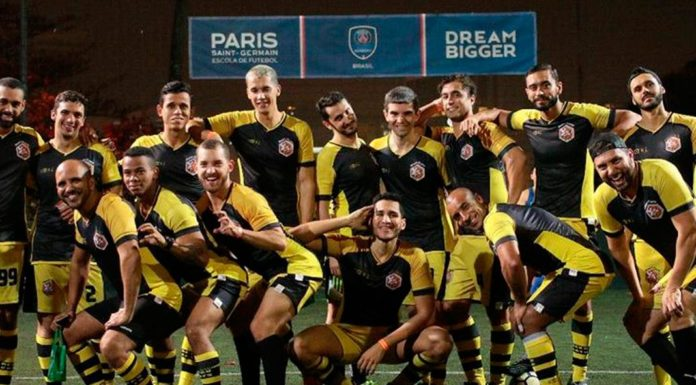 Brasil tiene la primera Liga Gay de fútbol