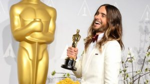 Jared leto won an Oscar por personificar una mujer trans 2014