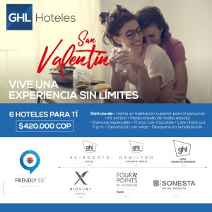 HOteles GHL
