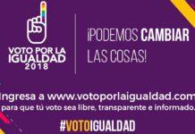 Voto por la Igualdad