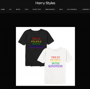 Harry Styles Merch