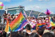 Marchas del Orgullo Gay en Colombia