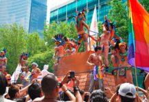 Mexico celebro 40 años del Orgullo