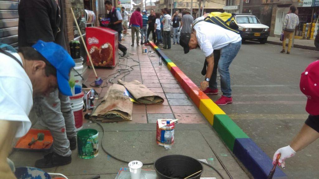 Chapinero sector gay en Bogotá 1