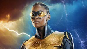 Black Lightning (Thunder, primera súper heroína lesbiana)