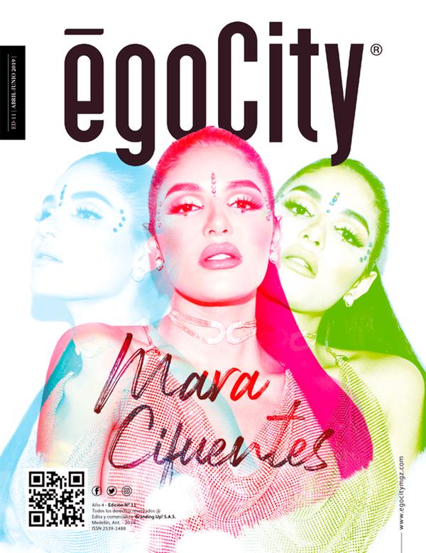 egoCity EDICIÓN N°11 MARA CIFUENTES