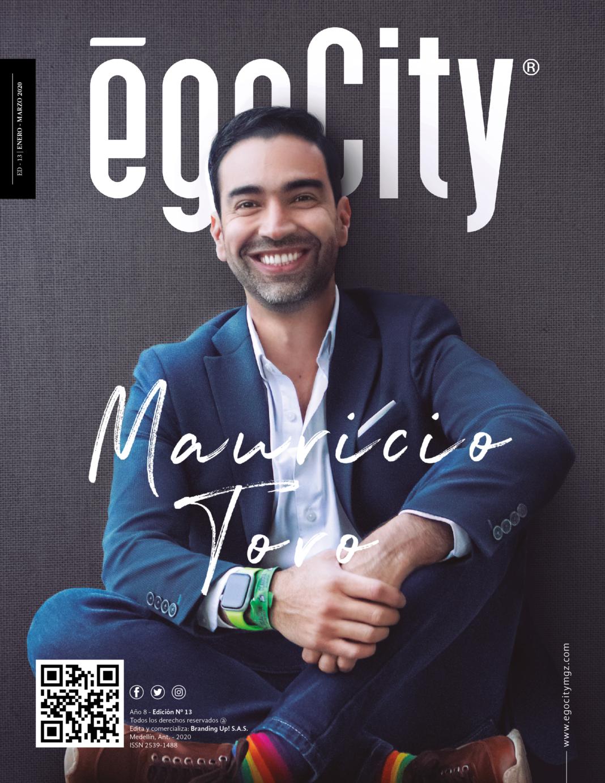 revista-egocity-marzo-abril-Arte Revista #13 Marzo 2020
